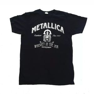 Metallica Concert T-Shirt Whiskey In The Jar 2005